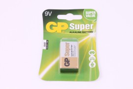 GP 9V Super Alkaline