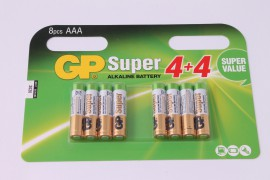 GP AAA Super Alkaline
