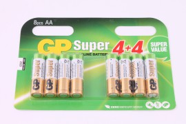 GP AA Super Alkaline