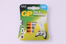 GP AAA Toys & Gaming