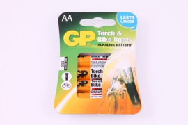 GP AA Torch & Bike Lights