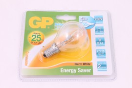 GP Halogeen mini globe 42W