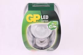 GP LED Classic E27 8W