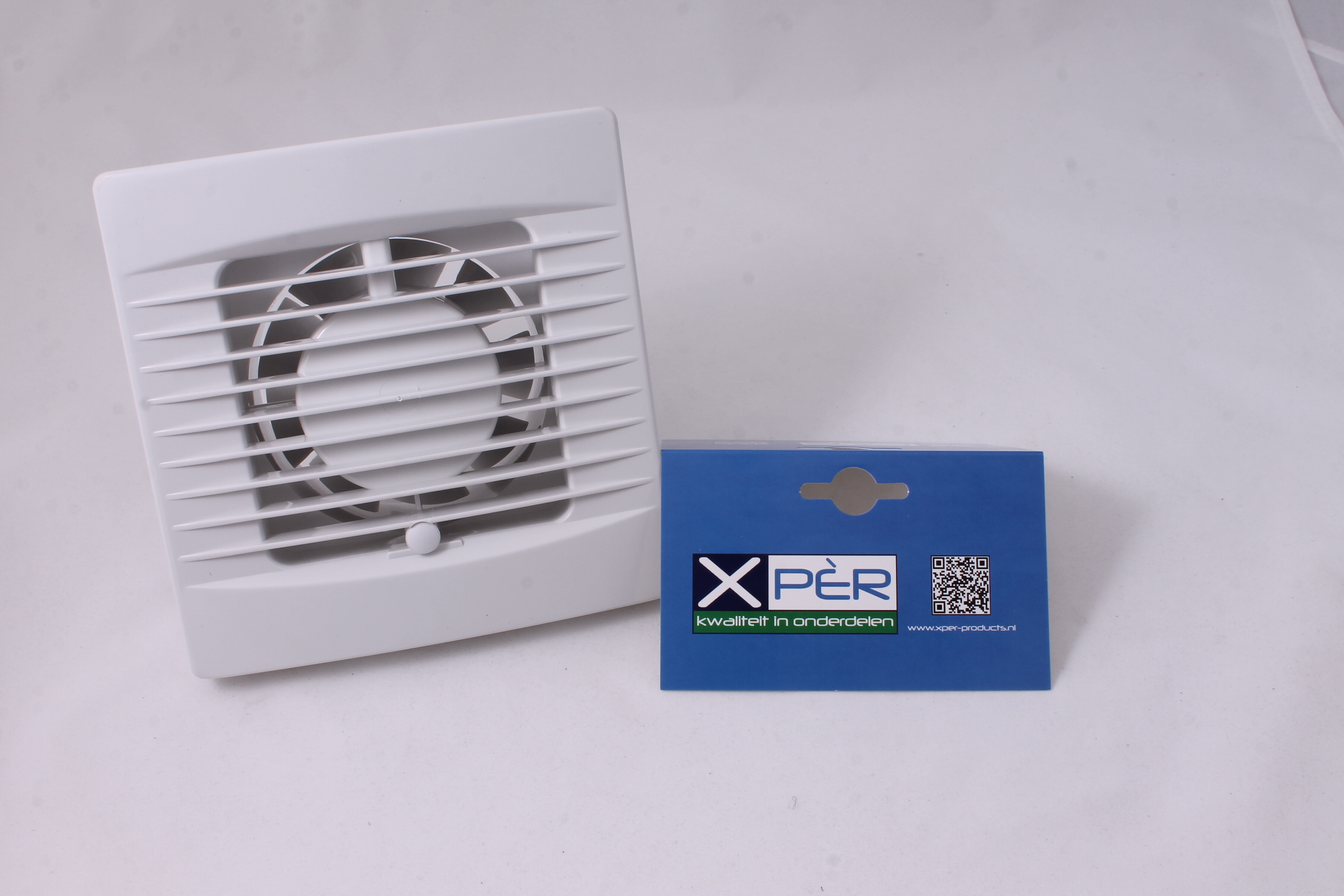 Badkamer Ventilator 100mm : Xper products zos badkamer ventilator a100t xper products