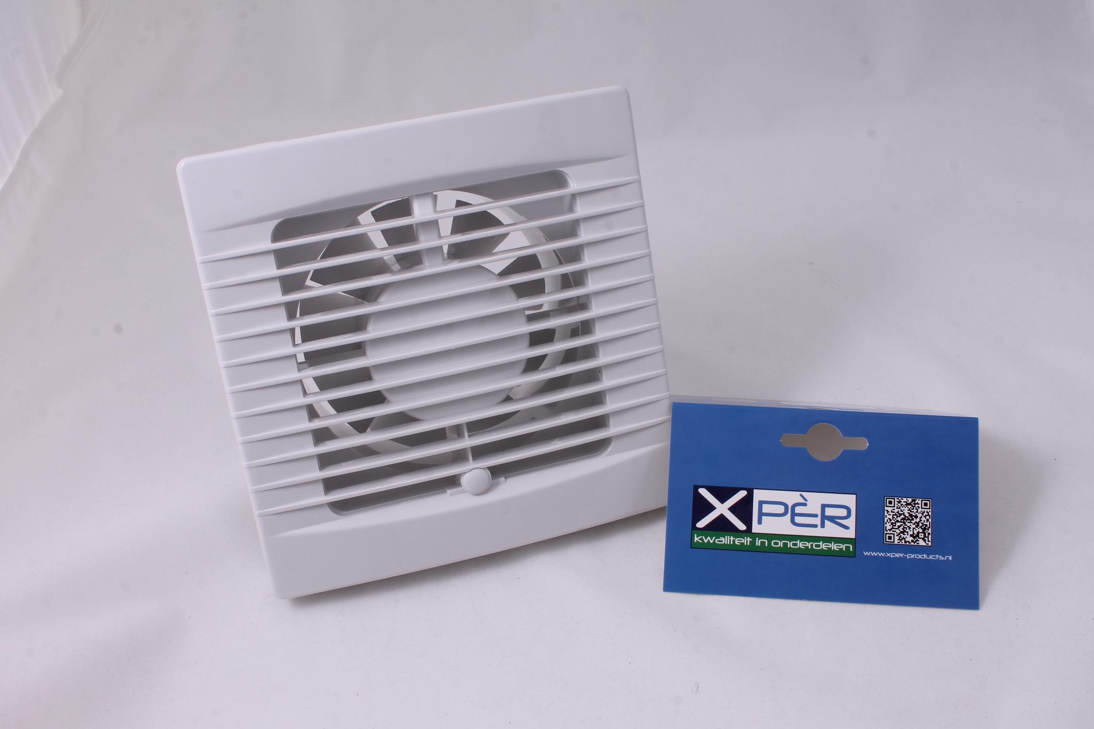 Badkamer Ventilatie Box : Xper products u zos badkamer ventilator a